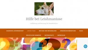 Leishmaniose-Hilfe-Team